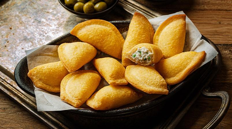 Breaded Breast Fillets